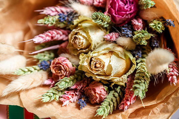 Dried-Flower-Bouquets